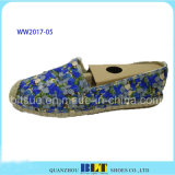 Zapatos ocasionales coloridos de Pattent de la marca de fábrica para las mujeres