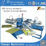 Автоматический принтер экрана тенниски (серии SPE)