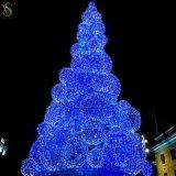 La iluminación LED Navidad Árbol de regalo para la decoración