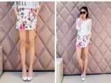 Цветочный девочек юбка летние юбки