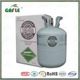 La pureza del gas refrigerante R-134A.