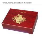 Красивый небольшой деревянный ящик деревянная упаковка коробки на продажу