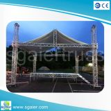 Bodenstützbinder-System, Aluminiumbeleuchtung-Binder