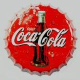 "Signo de estaño Metatl Bottle Cap decoración mural con""Guniness"""