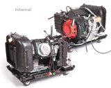 generador silencioso portable de la gasolina del inversor de 5kVA Digitaces con el certificado del Ce