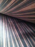 Fantastisches Furnierholz für Möbel verwendetes natürliches Teakholz-Furnier-Blatt