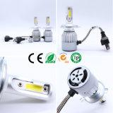 Scheinwerfer der Automobil-LED für SelbstC6 LED Scheinwerfer-Birnen-Installationssatz (H1 H3 H4 H11 H13 9007 9004 9005 9006 H7)