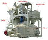 Große vertikale Welle-planetarische Betonmischer-Sand-Mischer-Maschine