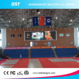 PH6 Indoor plein écran LED de couleur de la publicité pour le basket-ball Stadium