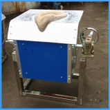 Mittelfrequenz-IGBT Aluminiumschrott-schmelzender Ofen (JLZ-25)