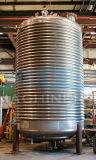 El tanque de almacenaje horizontal sanitario del tanque de almacenaje del acero inoxidable 2t (ACE-ZNLG-B7)