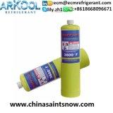 卸し売り溶接のセリウムのMappのガスの冷却剤の缶