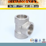 Soldadura de socket & threaded steel t