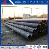 Fabricante soldado espiral del tubo de acero de China API SSAW
