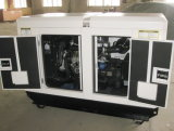 groupe électrogène diesel silencieux de 84kw/105kVA Cummins réglé/générateur
