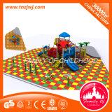 Patio de recreo al aire libre comercial de equipos de diapositivas para niños