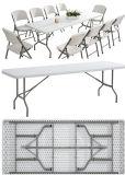 Table pliante rectangulaire supérieure 8FT (YCZ-244)