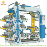 machine et PE Film Printing Machine de 6color Flexo Printing