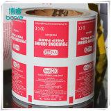 Lámina de Aluminio de médicos de los hisopos Pre-Injection papel