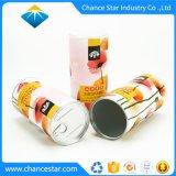 Custom легко отделите крышку бумагу упаковки продуктов питания трубки