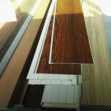 Панели стены строительного материала крытые