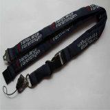 Tubular de alta calidad promocional impreso en el cuello la medalla de la correa de accesorios ajustables