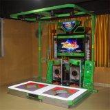 Münzenunterhaltungs-HandelsSäulengang-videomusik-Tanzen-Spiel-Maschine