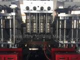 China pequenos frascos de HDPE de moldagem por sopro/Máquina de Moldagem Estação Dupla