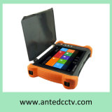Портативный монитор проверки безопасности 8 дюйма IP-Tvi Cvi SDI H. 265 4K 8MP