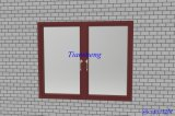 503series het Openslaand raam van het aluminium voor Commerciële en Woningbouw