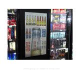 Full HD Yashi 46polegadas LCD transparente Congelador Exibir