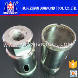 Diamond Electroplated Drill Bits pour Marble