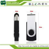2017 de Vrije Aandrijving van de Flits van de Wartel USB van de Aandrijving van de Pen van het Embleem Plastic (uwin-003)