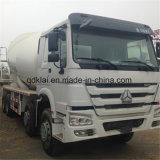 Camion della betoniera di Sinotruck HOWO 9m3