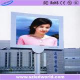 P5, P8, P10 Alquiler Exterior/Interior/fijo de la pantalla LED para publicidad con 960x960mm/768x768mm gran armario Die-Casting