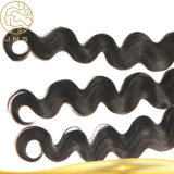 Preiswerte Großhandelsjungfrau-nasses und wellenförmiges Remy Haar