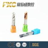 Fxc Karbid-Punkt-Bohrmeißel für das Aluminiumaufbereiten