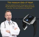 심박수와 혈압 K12를 가진 소맷동 지능적인 팔찌