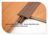 Película de madeira de transferência da grão ou do mármore para o PVC