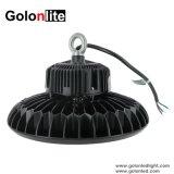 Campione libero! ! Alloggiamento industriale dell'indicatore luminoso della baia del UFO LED dell'indicatore luminoso IP65 60W 100W 150W 200W 240W di Shenzhen alto con il Ce RoHS