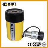 Cylindres hydrauliques de capacité creuse du plongeur 13-100ton avec à simple effet