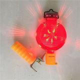 Lampada della barriera del blocco LED/indicatore luminoso d'avvertimento solari Emergency cono di traffico