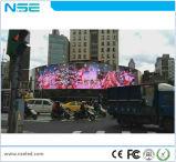Visualización en pantalla grande al aire libre de P10 LED