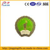 Emblema feito sob encomenda do Pin do Lapel do esmalte do metal