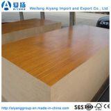 Alta Golssy MDF de grãos para o mobiliário de madeira