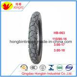 Qualitäts-schlauchloser Reifen für Zeitlimit des Motorrad-110/90-16