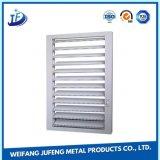 Soem-Stahlblech-Metallherstellung, die Teile für Fenster-Farbtöne/Perser-Vorhänge stempelt