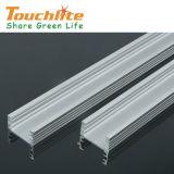 Bande LED en barre, LED, Conduit de lumière linéaire Profil en aluminium