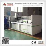 Máquina deTrituração automática Emrald T140 do CNC do indicador de alumínio