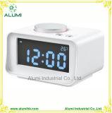ホテルのための多機能のBluetoothのドッキング端末の目覚し時計
